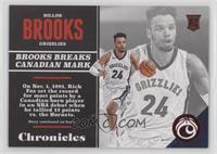 Rookies - Dillon Brooks /299