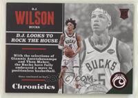 Rookies - D.J. Wilson #/299