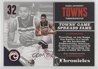 Karl-Anthony Towns /299