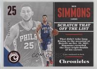 Ben Simmons /299