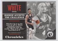 Rookies - Derrick White