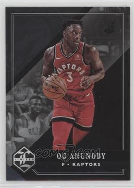 2017-18 Panini Chronicles - Limited - Silver #377 - OG Anunoby /249