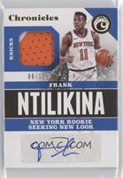 Frank Ntilikina #/10