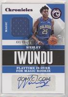 Wesley Iwundu /49