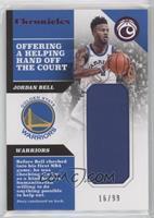 Jordan Bell #/99