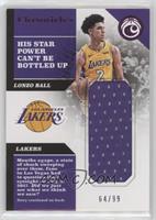 Lonzo Ball #/99