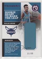 Malik Monk /99