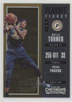 Season - Myles Turner #/249