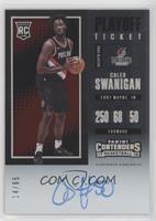 Rookie - Caleb Swanigan #/65