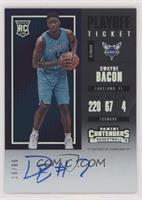 Rookie - Dwayne Bacon /65