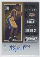 Rookie - Thomas Bryant #/65