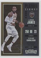 Season - LeBron James /249