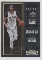 Season - Anthony Davis /249