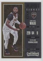 Season - Dwyane Wade #/249