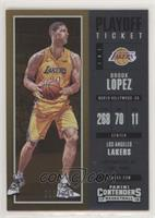 Season - Brook Lopez /249