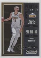 Season - Nikola Jokic #/249