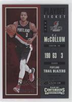 Season - CJ McCollum #/249