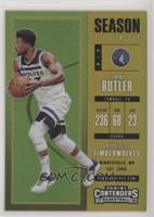 Season - Jimmy Butler #/10