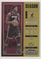 Season - Hassan Whiteside #/10