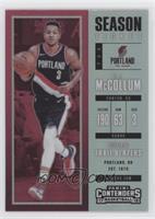 Season Ticket - CJ McCollum