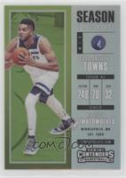 Season Ticket - Karl-Anthony Towns