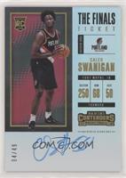 Rookie - Caleb Swanigan #/49