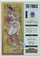 Season - Klay Thompson /99