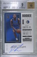 Rookie - Dennis Smith Jr. [BGS9MINT] #/125