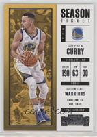 Season Ticket - Stephen Curry