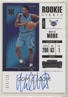 Rookie - Malik Monk #/125