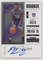Rookie - Harry Giles #/125