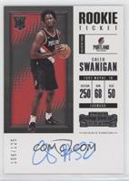 Rookie - Caleb Swanigan /125