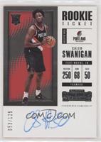 Rookie - Caleb Swanigan #/125