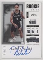 Rookie - Derrick White /125