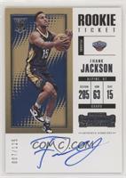 Rookie - Frank Jackson #/125