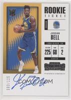 Rookie - Jordan Bell #/125
