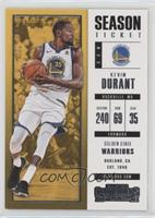 Season Ticket - Kevin Durant [NoneEXtoNM]