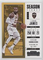 Season Ticket - LeBron James