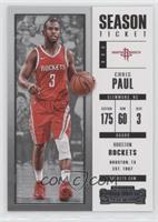 Season Ticket - Chris Paul