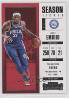 Season Ticket - Joel Embiid