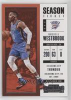 Season Ticket - Russell Westbrook