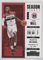 Season Ticket - John Wall