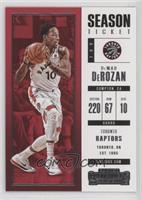 Season Ticket - DeMar DeRozan