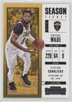 Season Ticket - Dwyane Wade