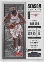 Season Ticket - James Harden