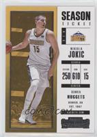 Season Ticket - Nikola Jokic