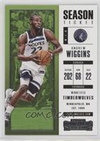 Season Ticket - Andrew Wiggins