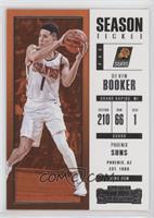 Season Ticket - Devin Booker