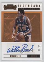 Willis Reed #/25