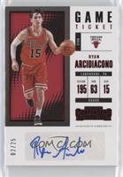 Ryan Arcidiacono #2/25